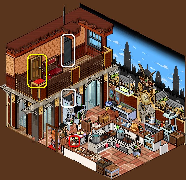 [HPEW] La Fabrique de chocolat