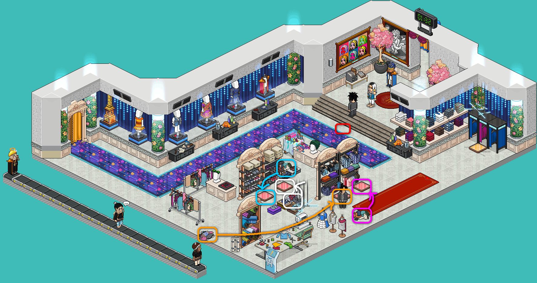 [BFS] Création de mode 101