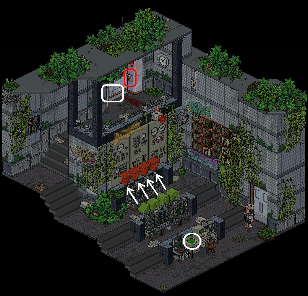 (') Escape Lab (live) - V