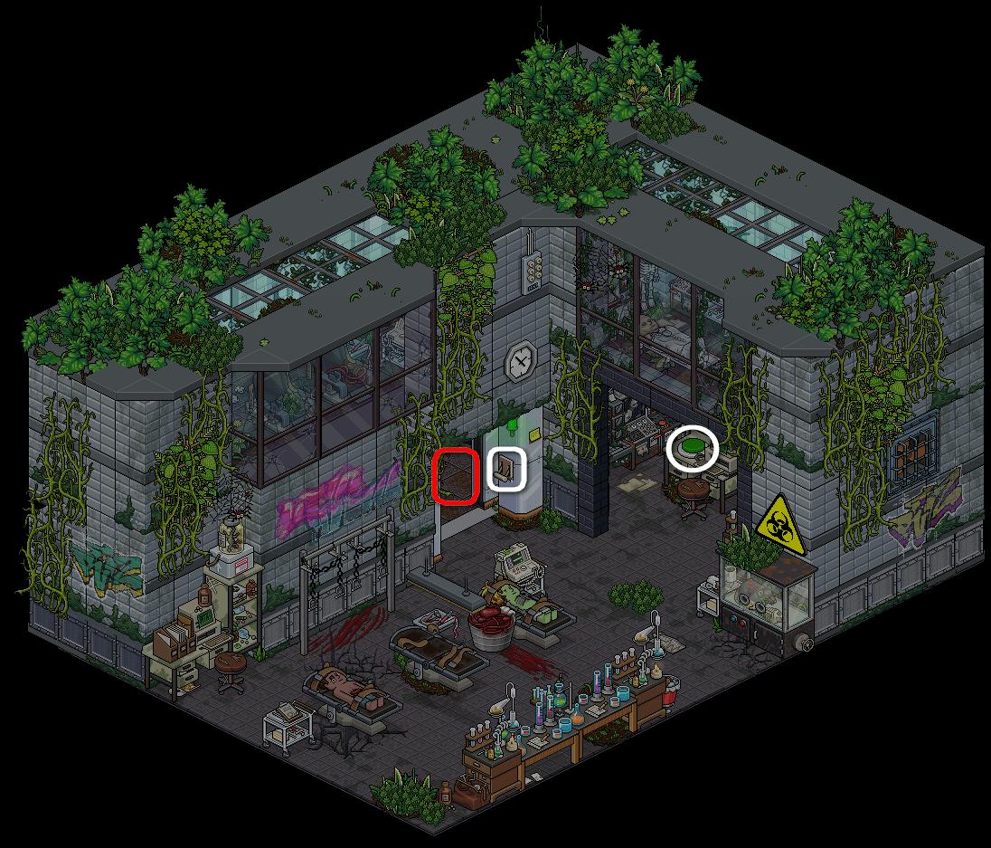 (') Escape Lab - I