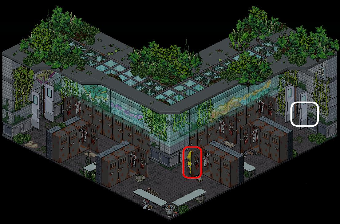 (') Escape Lab - IV