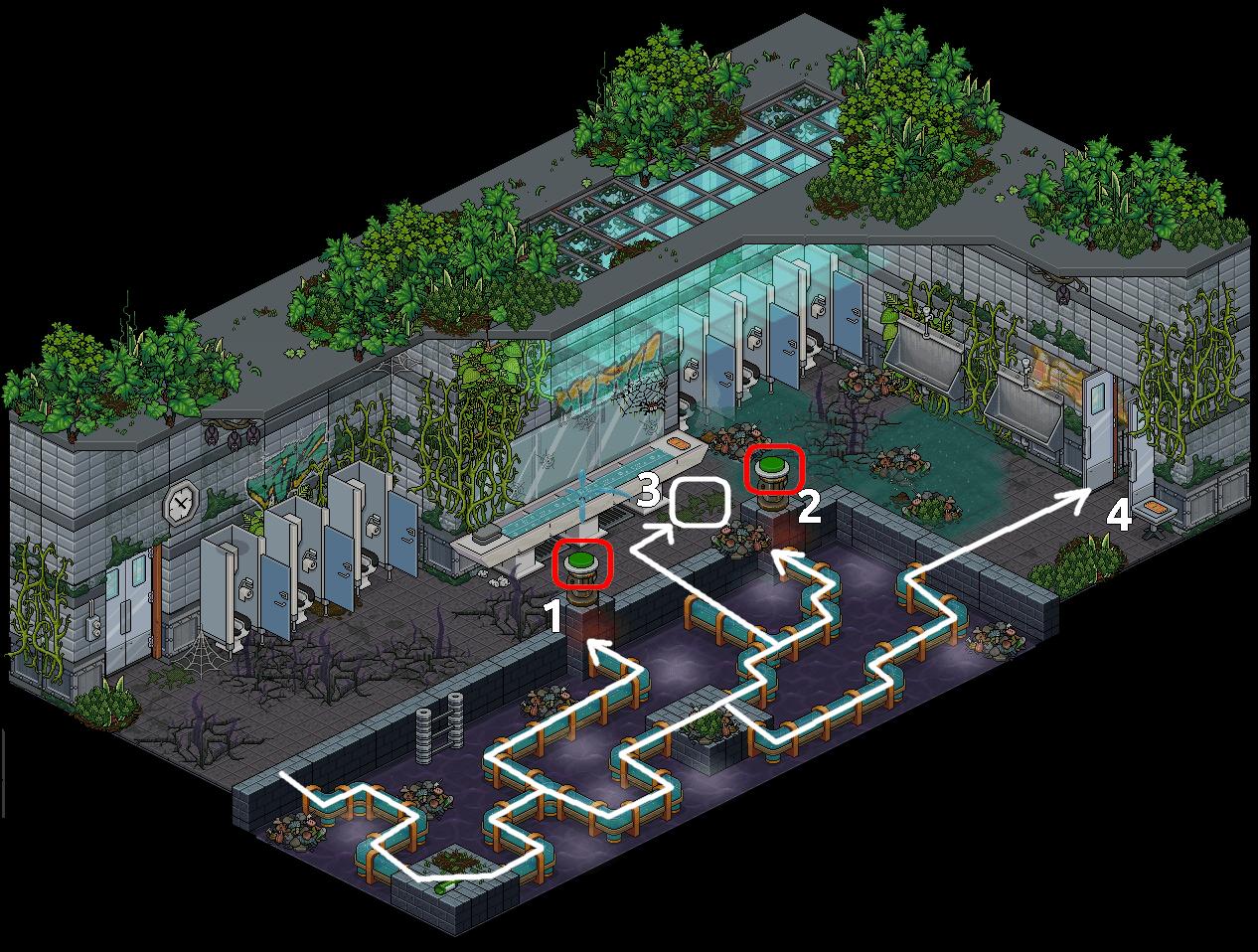 (') Escape Lab - III