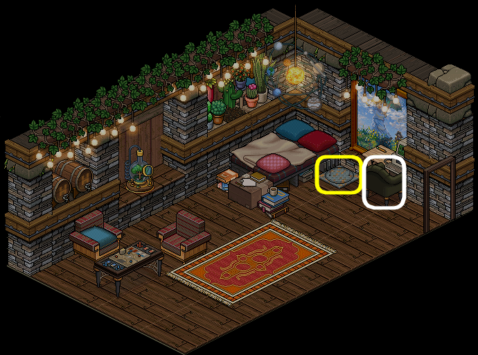 [A] [Obs] Chambre du Professeur.