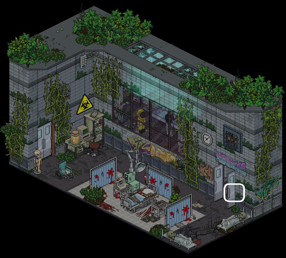 (') Escape Lab - VII - I