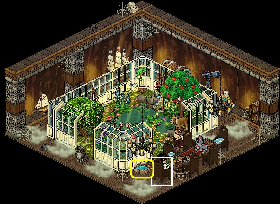 [A] Maison Page - Jardin secret