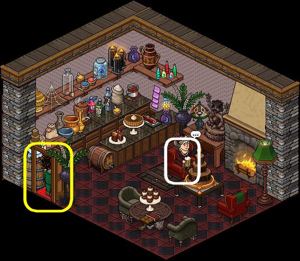[A] Le Club des adorateurs de chocolat.