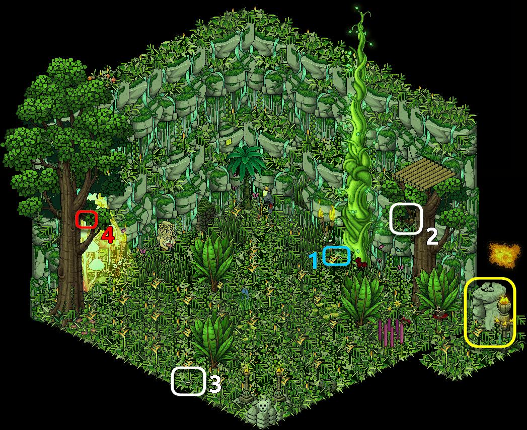 :: La Jungle du Temple Maudit 2 ::