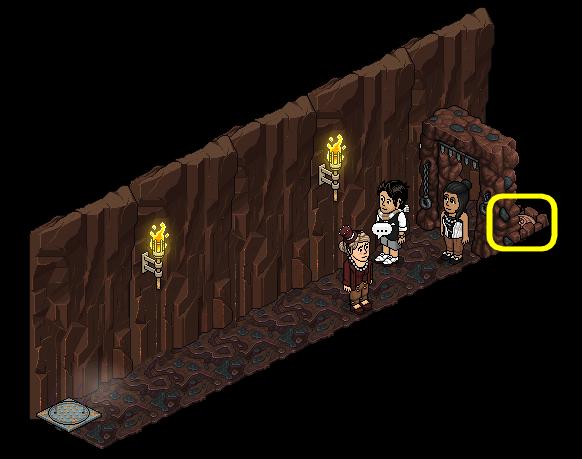 [A] [Obs] Le couloir de l'idolâtre.