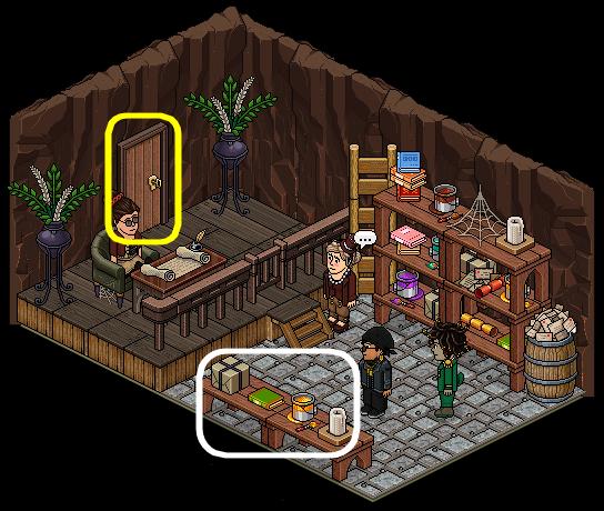 [A] Sous-sol niveau -2