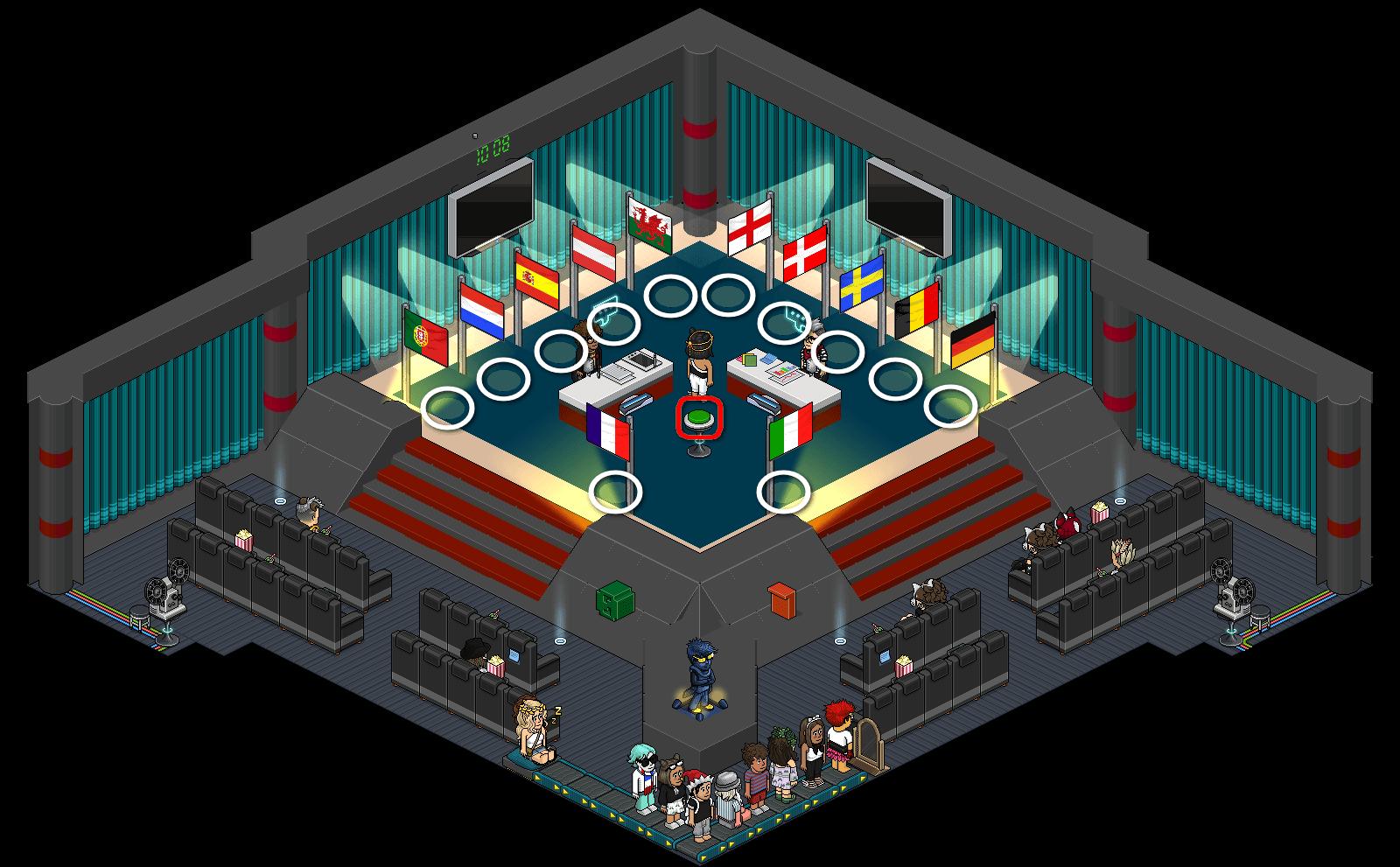 EURO2020 - Droit au but !
