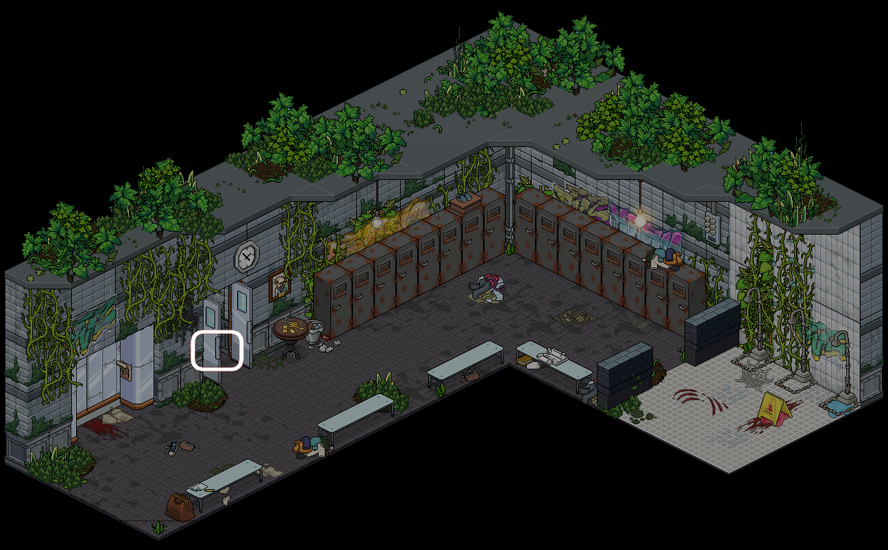 (') Escape Lab - II