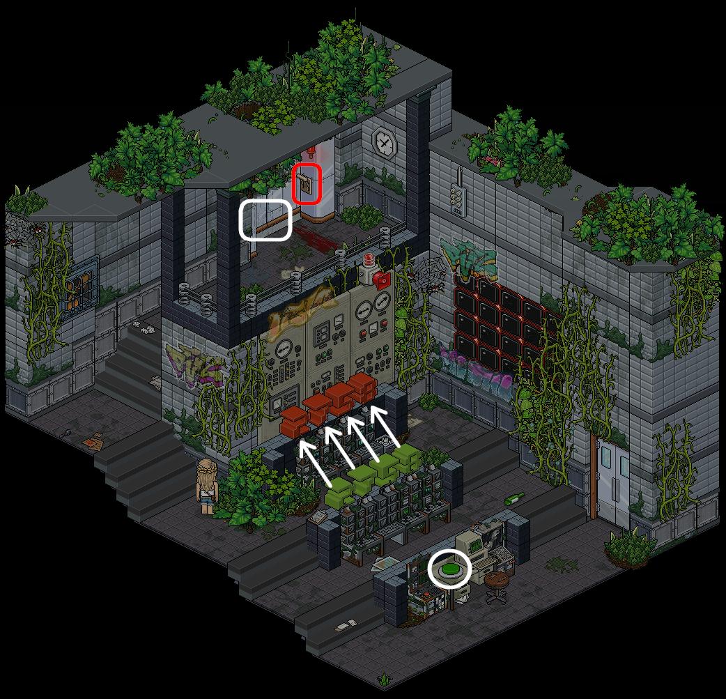 (') Escape Lab - XI