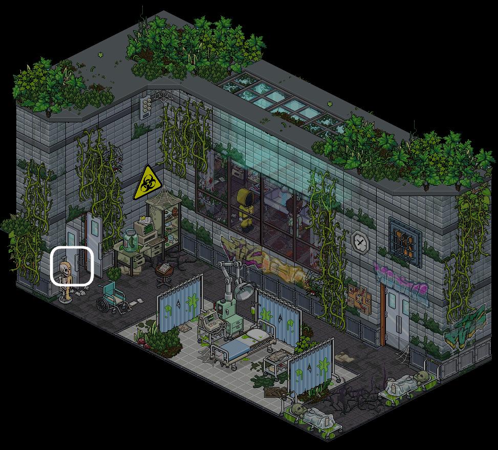 (') Escape Lab - IV-I