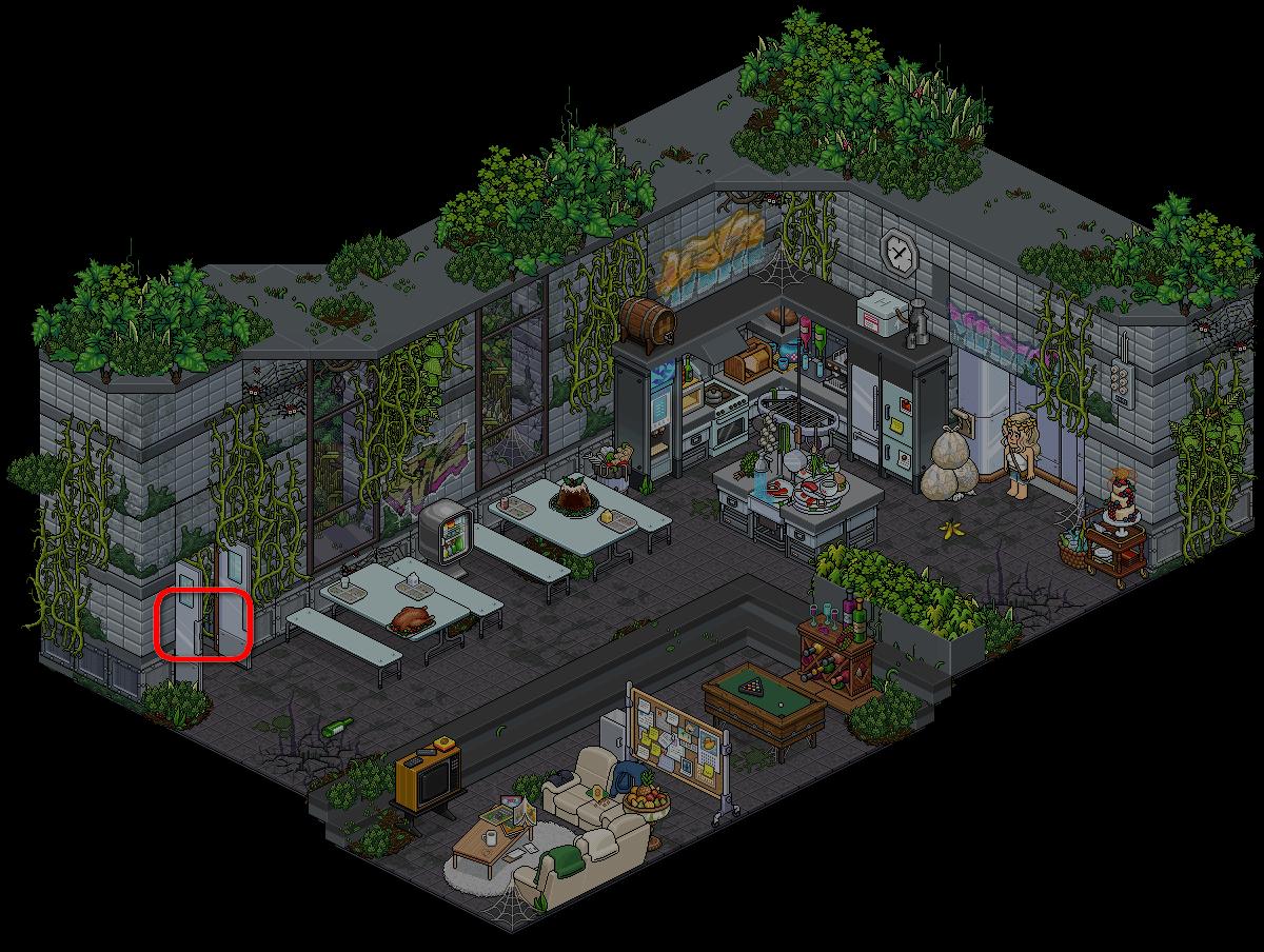 (') Escape Lab - IX