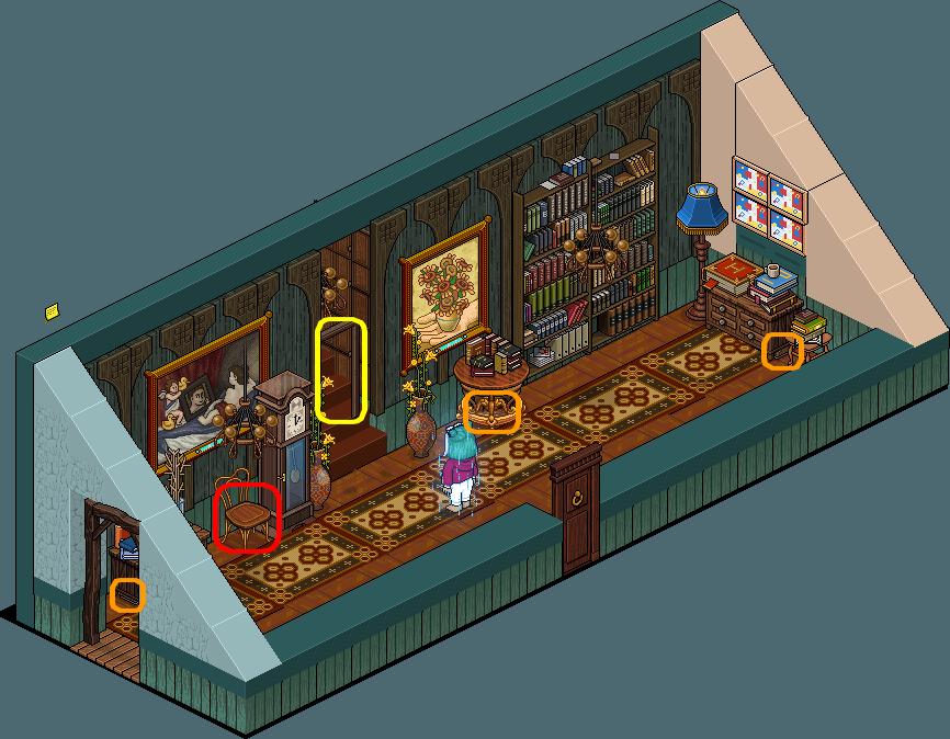 [K.O] Introduction4 - Petit couloir
