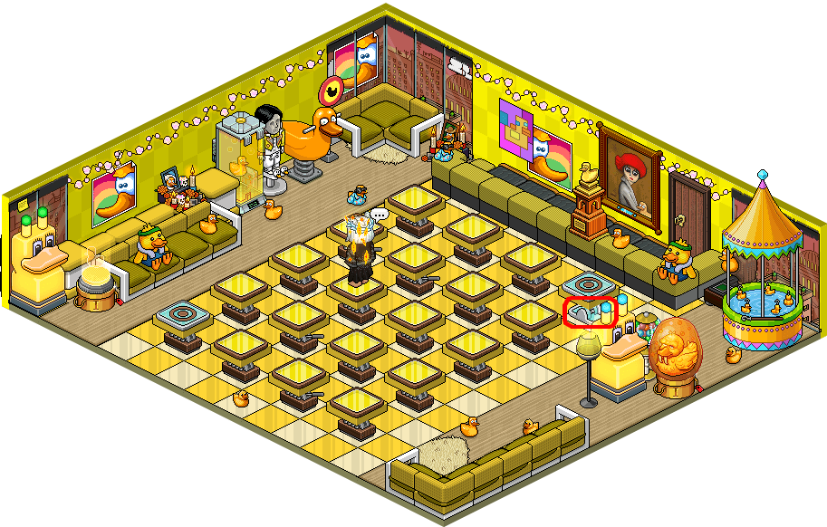 [Duck21] Quiz au salon des canards