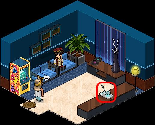 [AMBA] Salle récompense
