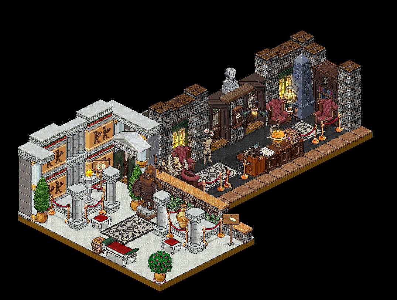 Appart Musée d'Hôtel Partie 2