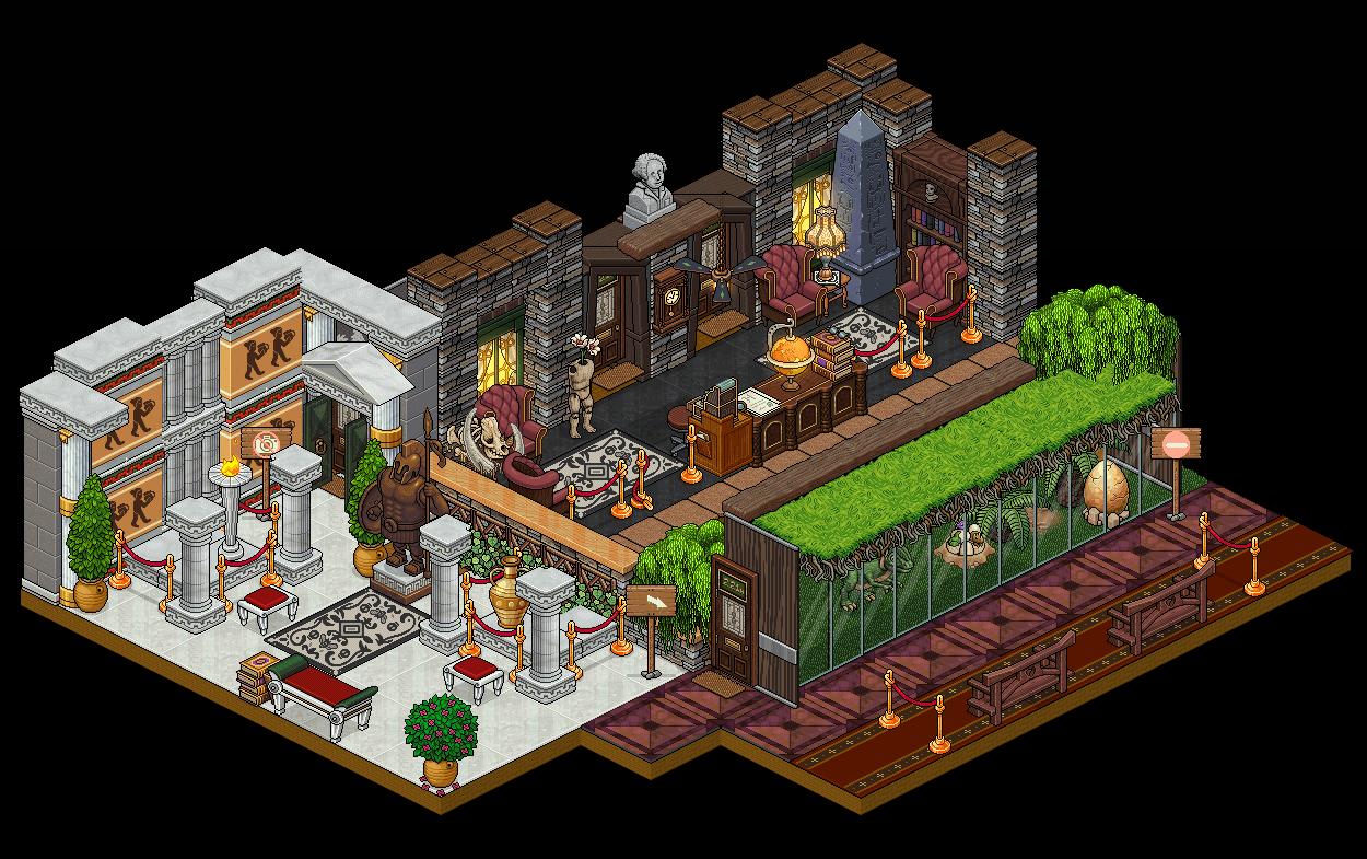 Appart Musée d'Hôtel Partie 3