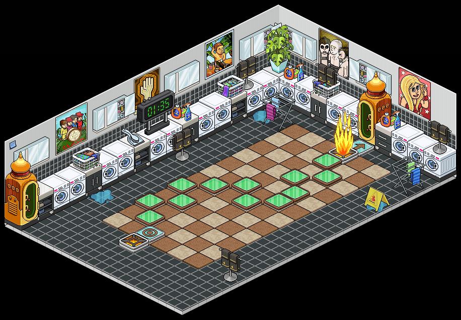 [S&S Games] - [61] À la laverie