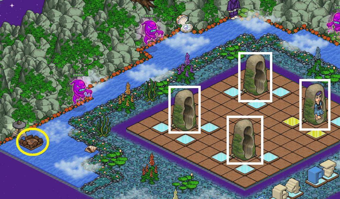 [HYS] Montagnes brumeuses I étape 2
