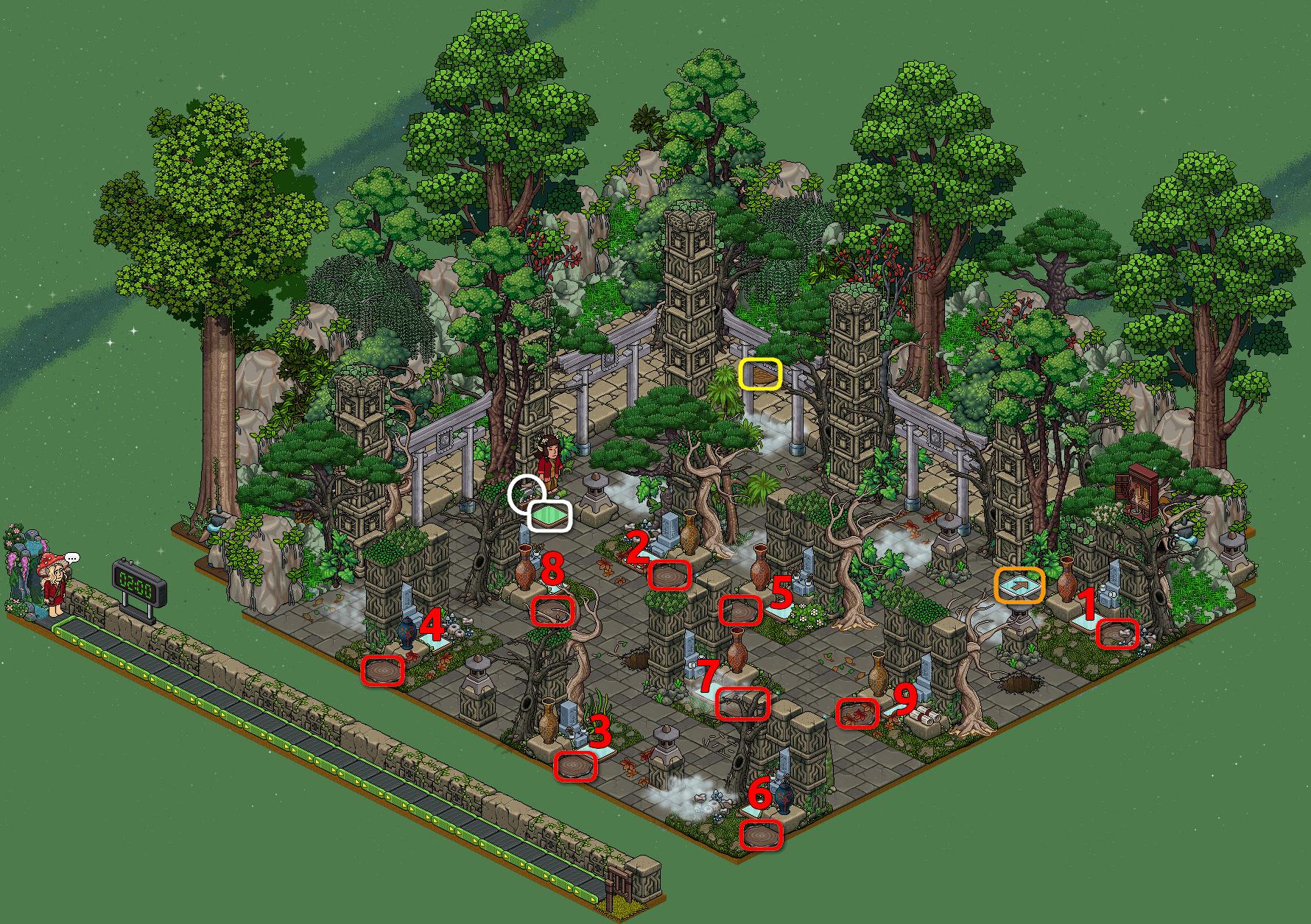 [HYS] Le cimetière
