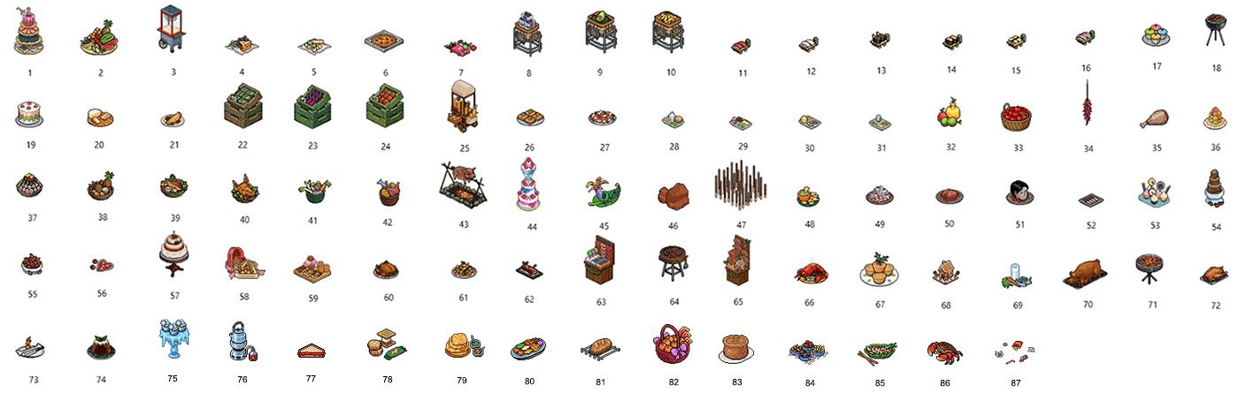 Liste des 87 mobis